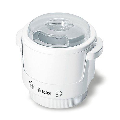 Bosch Muz4Eb1 Gelatiera per Macchina da Cucina, Bianco