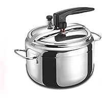 Aeternum Easy Chef Pentola a Pressione, Acciaio Inossidabile, Argento, 22 cm