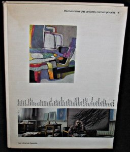 Dictionnaire des artistes contemporains
