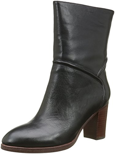 Jb Martin Damen Xilone Klassische Stiefel, Knöchelhoch Noir (Veau Velvet Noir)