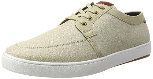 Aldo Iberarien, Sneakers Basses Homme Blanc Cassé (32 Bone)