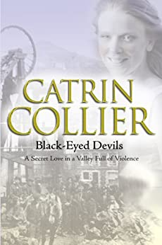 Black-Eyed Devils by [Collier, Catrin]