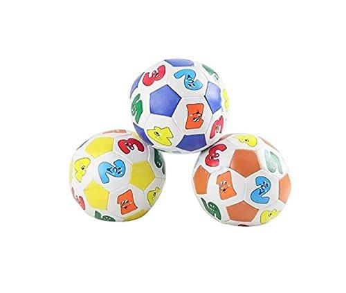 Arulinmz Geschenke für Ihre Babys Kinderbaby-Spielzeug-Zahl, die Baseball pädagogisches Spielzeug-Augen-Trainingsball-Beobachtungs-Ball lernt