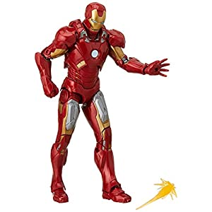 Marvel Legends MCU The First Ten Years The Avengers Iron Man Mark VII