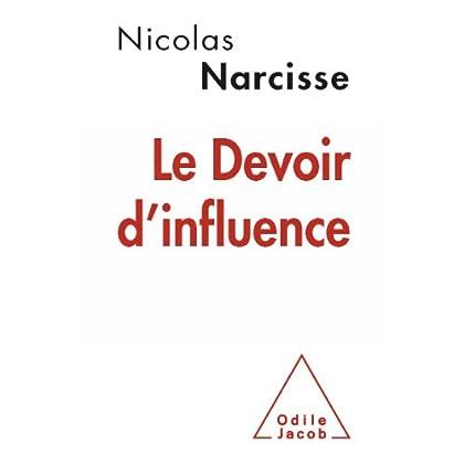 Devoir d'influence (Le) (Sciences Humaines)