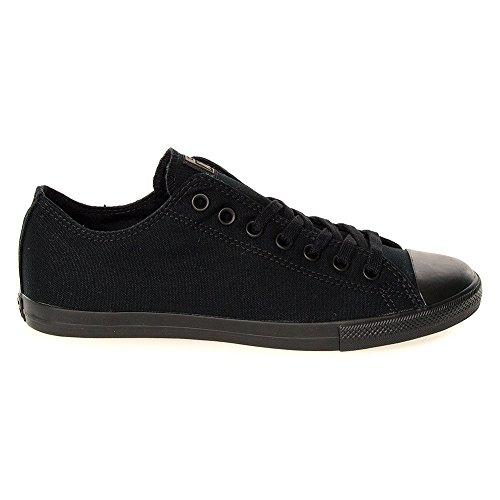 Converse AS HI CAN OPTIC. WHT M7650, Unisex-Erwachsene Sneaker Schwarz/Schwarz
