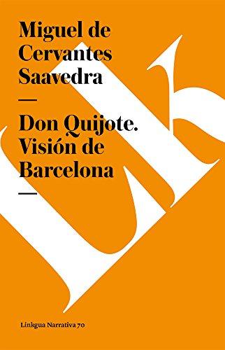 Don Quijote. Vision de Barcelona Cover Image