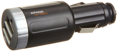 amazonbasics-2-port-usb-car-charger-with-21-amp-output-in-black