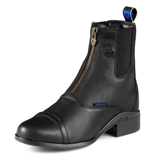 ARIAT Damen Stiefelette HERITAGE III ZIP H2O (mit Reißverschluß vorne) oiled black
