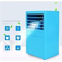 BZLine Mobile Klimageräte Ventilator, Mini Klimaanlage Ventilator  Luftkühler Personal Air Cooler Conditioner Mit Luftbefeuchter Klimaanlage