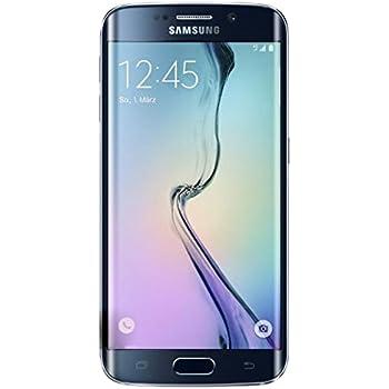 Samsung Galaxy S6 Edge Smartphone (5,1 Zoll (12,9 cm) Touch-Display, 32 GB Speicher, Android 5.0) schwarz