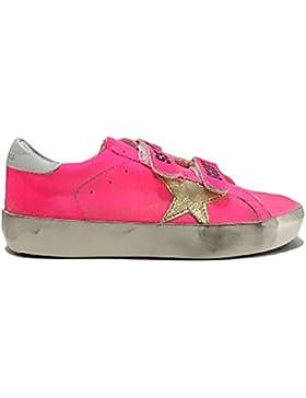 golden goose - Zapatillas de Lona para niña rosa Rosa