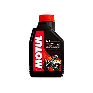 Huile moteur MOTUL 7100 10W40 4T (1 Litre)