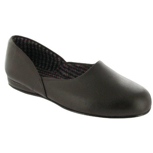 GBS Jayson - Pantofole Classiche - Uomo Marrone