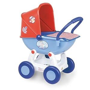 Coloma Cochecito para muñecas Baby Nautic con Bandeja Inferior