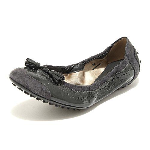 9169 ballerine donna grigie TOD' S scarpe ballerine shoes women [36]