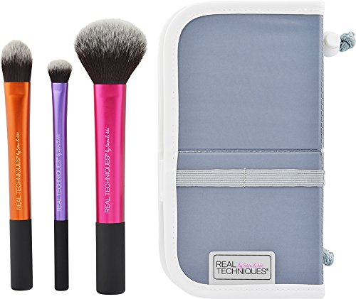 Real Techniques Technique Essentials Make-up Brush Set