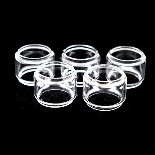 RUIYITECH serbatoio di vetro di ricambio per tubo di vetro Pyrex Vandyvape Kensei 24RTA 4ml 5 Pack