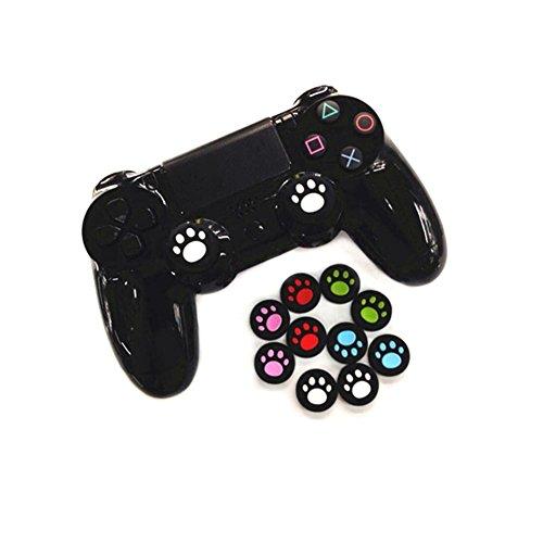 SwirlColor Packung mit 2 Silikon-Haut-Kasten-Abdeckung Schutz für Xbox 360 Controller Haut Xbox360