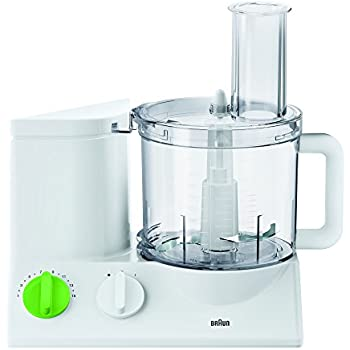 Braun Tribute Collection Food Processor Fp