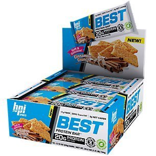 BPI Sports Best Protein Bar Cinnamon Crunch-12Verrou