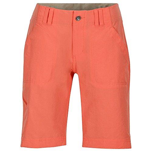 marmot-lobo-s-donne-pantaloncini-da-trekking-rosso-8
