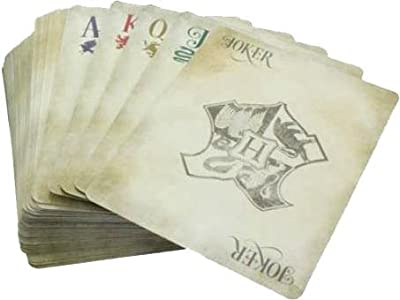 Harry Potter Harry Potter - Pack of Cards Hogwarts Jeu de Cartes