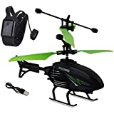 Magicwand Type 2-in-1 Flying Indoor Helicopter with Hand Gesture Remote (Pack of 1 Helicopter)
