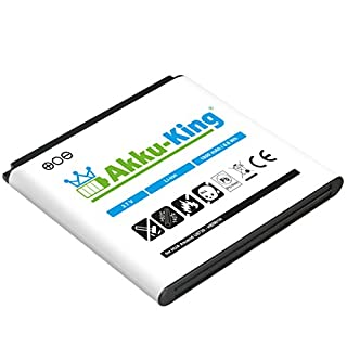 Akku-King Li-Ion battery (1800mAh) for Huawei U8680