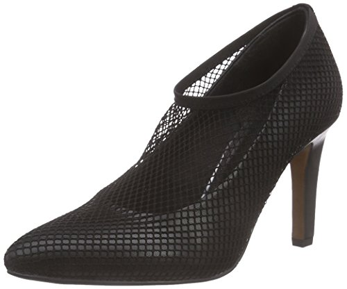 s.Oliver 22410, Damen Pumps, Schwarz (BLACK 001), 38 EU (5 Damen UK)
