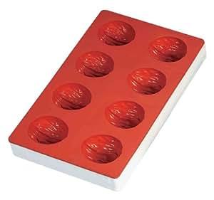 8 noix - Silicone gelée de fruits Moule