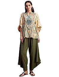 Women's Cotton Straight Kurta