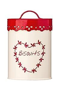 Premier Housewares Anglaise, Cream/Red