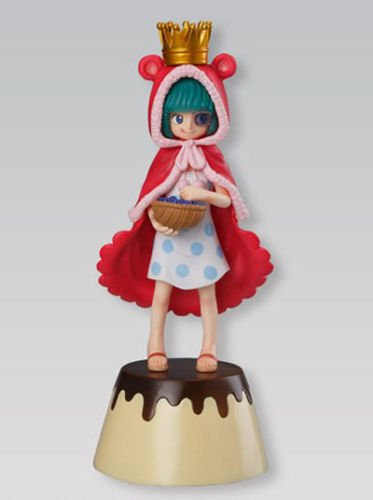 One Piece Super Styling * Flame of the Revolution * Figurine Sugar 12cm