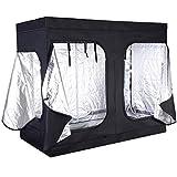 Sweepid Tenda Grow Box per serra, impermeabile, per Homegrow Indoor 240*240*200CM