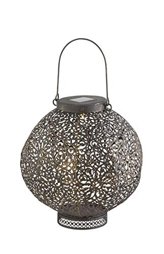 Globo Gartenlampen Solar