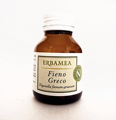 FIENO GRECO Estratto secco 50 capsule da 392 mg Allattamento, diabete, astenia