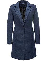 ONLY Damen Mantel Onlastrid Marble Coat OTW