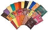 Kakao Trinkschokoladen Probierset mit 27 Portionspackungen