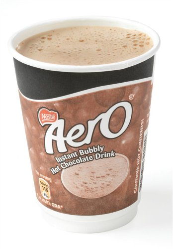 - Nescafe & Go Aero Hot Chocolate Foil-sealed Cup for Drinks Machine Ref 12203232 [Pack 8]