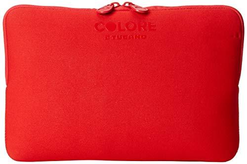 TUCANO Case für Netbook 9-10.5 inch  Second Skin , rot 10 Netbook Case