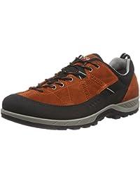 Killtec Irmo Allover 20555-03C - Zapatillas de senderismo de nailon unisex, color azul, talla 41