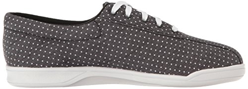 Easy Spirit donna AP1 Walking shoe Black/Multi Fabric