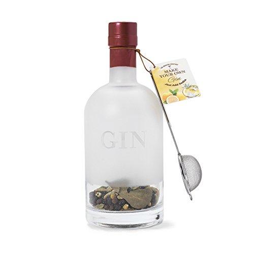 Moderne Gourmetküche, machen Sie sich Ihren eigenen Gin: Heim-Batch-Ausgabe, Eine Sammlung von Gewürzen und Materialien für die Herstellung von hausgemachten, kleinen Chargen Gin -