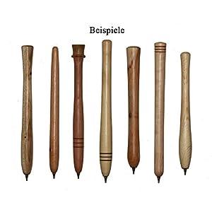 Kugelschreiber aus Holz – handgefertigt
