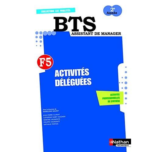 ACTIVITES DELEG F5 BTS 2 ASSIS