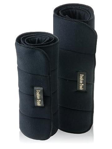 Back on Track No Bow Leg Wraps - 41 x 51cm (Hunter Bow)