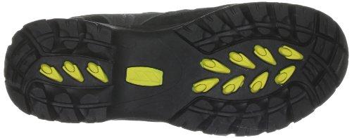 Trespass  Tox, Chaussures de randonnée homme Noir-V.6