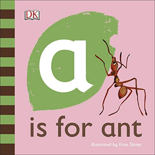 A is for Ant (English Edition)