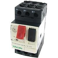 DealMux 3P circuito de arranque Motor Disjuntor Protector, 9-14 Amp, 690V
